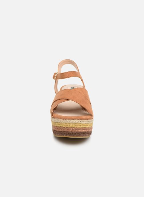 Espadrilles MTNG 50740 Brown model view