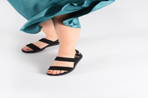 Sandali e scarpe aperte MTNG 51071 Rosa immagine dal basso