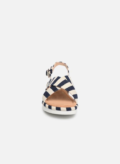 Sandaler MTNG 51093 Blå bild av skorna på