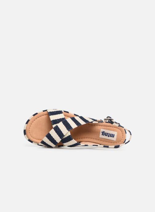 Sandaler MTNG 51093 Blå bild från vänster sidan
