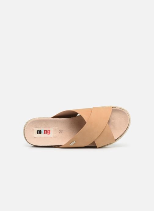 MTNG 57486 (beige) - Clogs & Pantoletten Pantoletten Pantoletten bei Más cómodo 1f0b59
