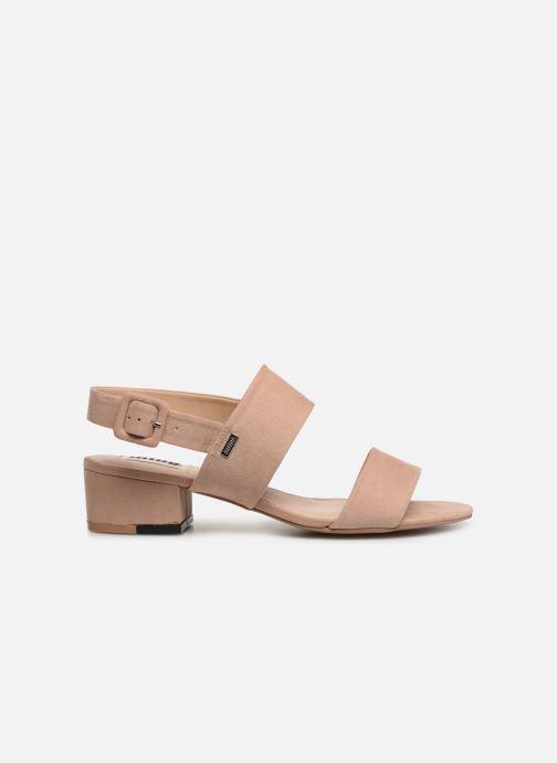 Sandali e scarpe aperte MTNG 57932 Beige immagine posteriore