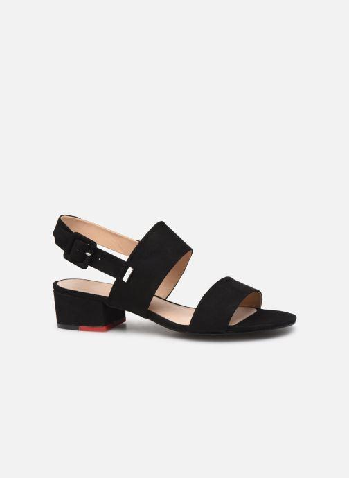 Sandales et nu-pieds MTNG 57932 Noir vue derrière