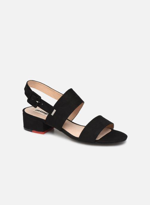 Sandales et nu-pieds MTNG 57932 Noir vue détail/paire