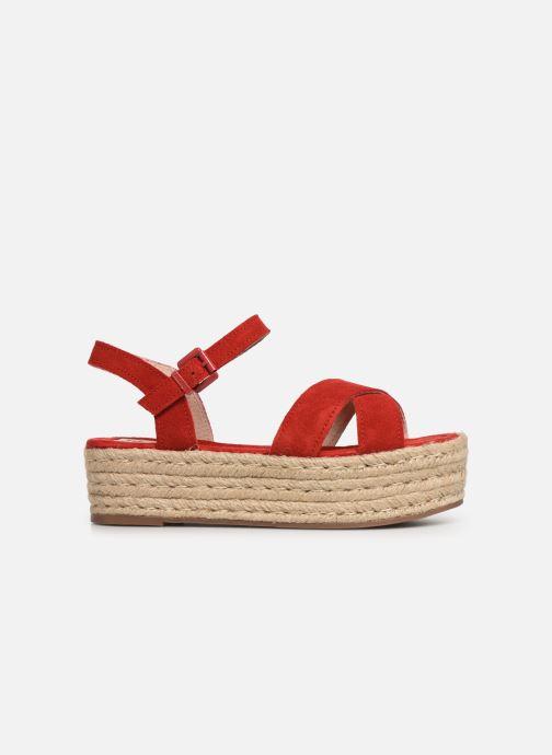 Scarpe di corda MTNG 58199 Rosso immagine posteriore