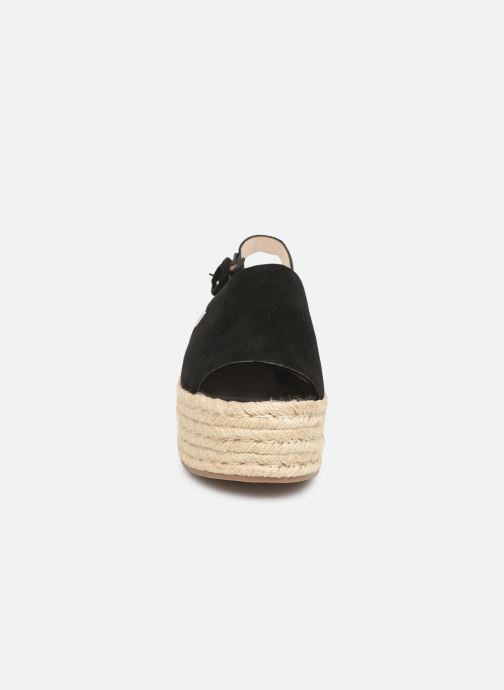 Espadrilles MTNG 58201 Black model view