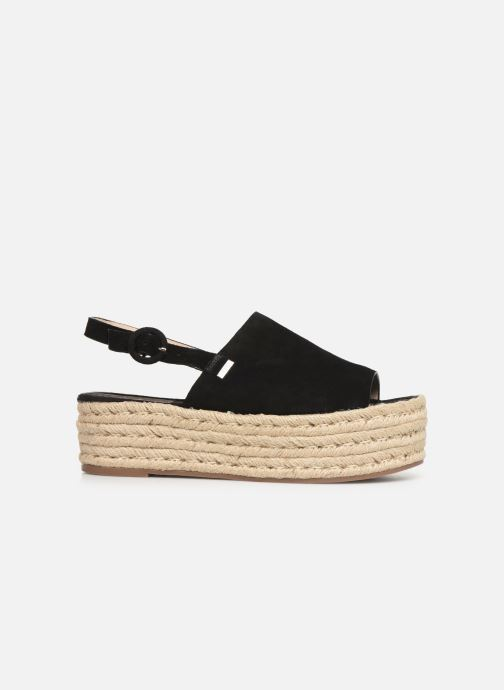Espadrilles MTNG 58201 Black back view