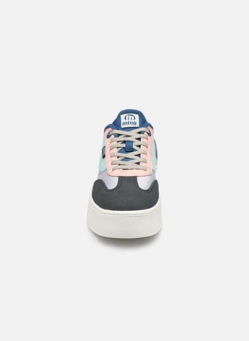 Baskets MTNG 69180 Multicolore vue portées chaussures
