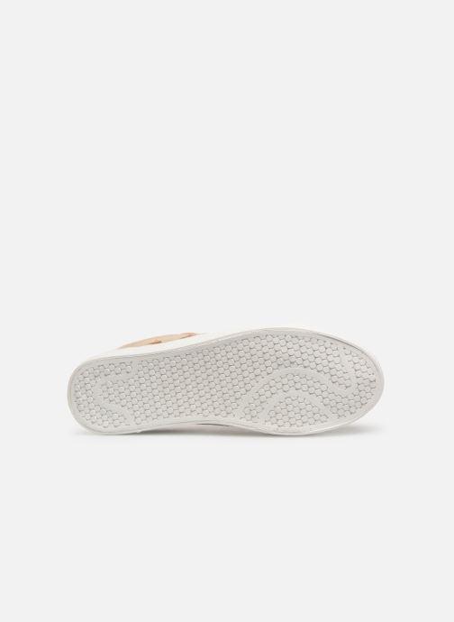 Sneaker MTNG 69439 beige ansicht von oben