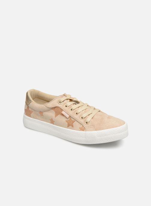 Sneakers MTNG 69439 Beige detail
