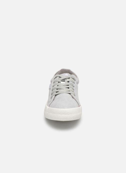 Baskets MTNG 69439 Gris vue portées chaussures