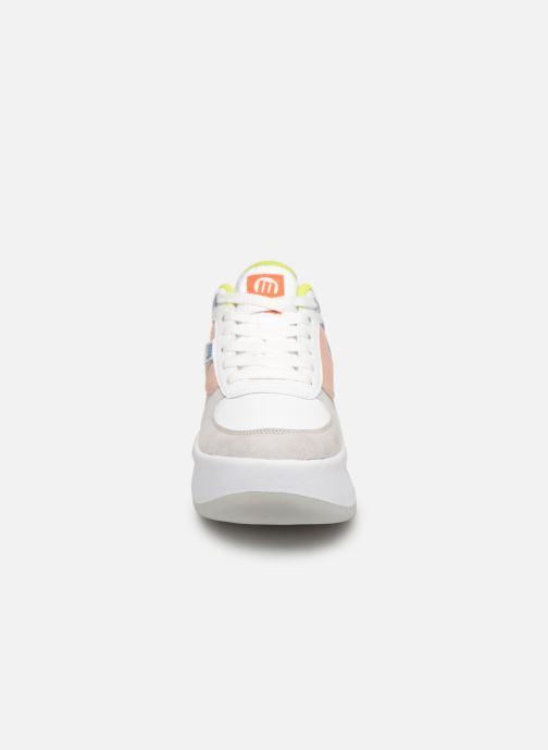 Baskets MTNG 69462 Multicolore vue portées chaussures