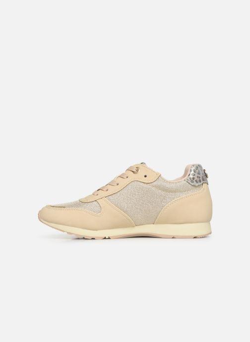 Sneakers MTNG 69469 Oro e bronzo immagine frontale