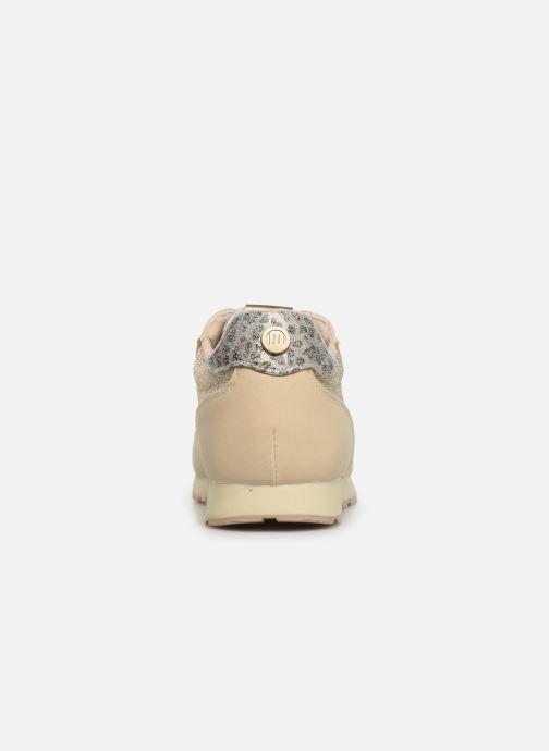 Sneakers MTNG 69469 Oro e bronzo immagine destra