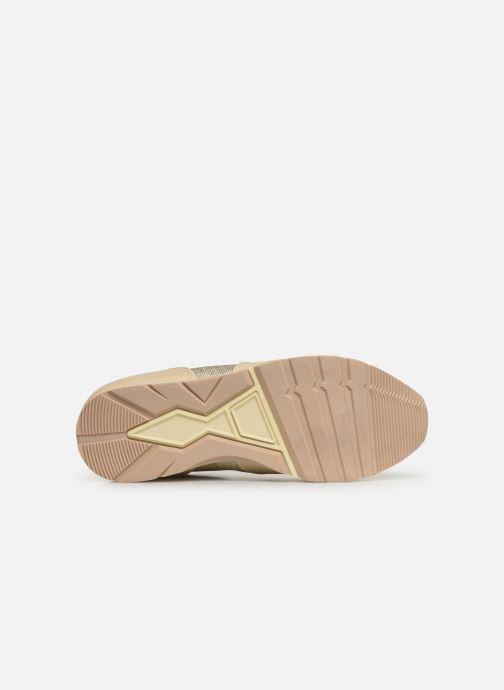 Sneakers MTNG 69469 Oro e bronzo immagine dall'alto