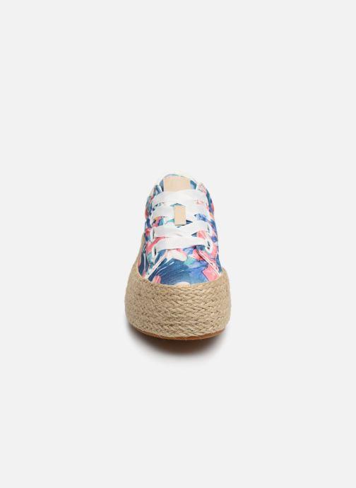 Baskets MTNG 69476 Multicolore vue portées chaussures