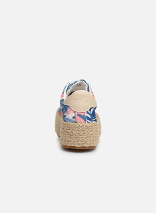 Baskets MTNG 69476 Multicolore vue droite