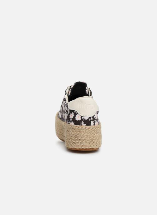 Baskets MTNG 69476 Noir vue droite