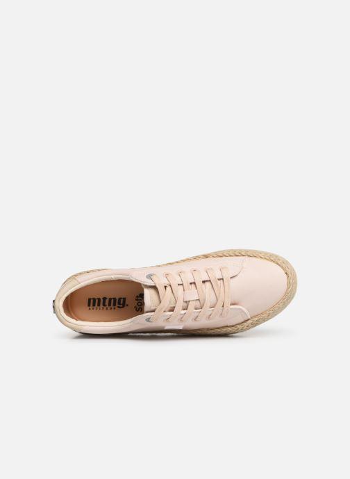 Sneakers MTNG 69492 Roze links