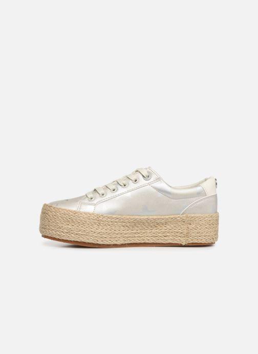 Sneakers MTNG 69492 Sølv se forfra