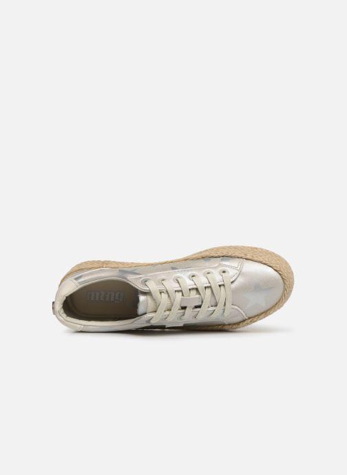 Sneakers MTNG 69492 Sølv se fra venstre