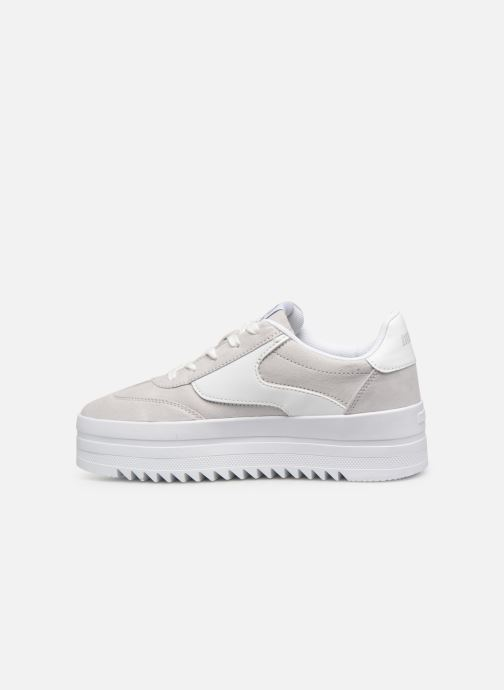 Softy GrisAction Pu Mtng 69550 Blanco Baskets yfvbgY76