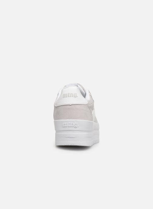 Baskets MTNG 69550 Gris vue droite