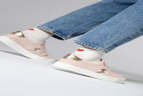 Sneakers MTNG 69596 Vit bild från under