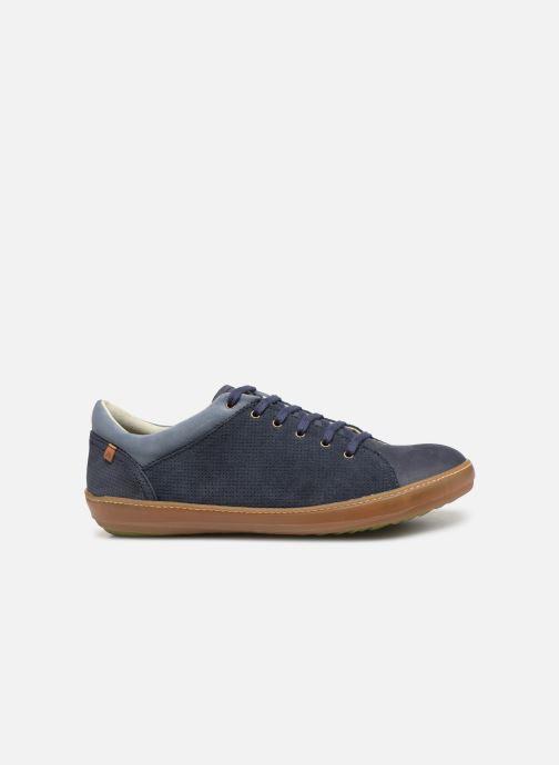 Sneakers El Naturalista Meteo NF64 Blauw achterkant