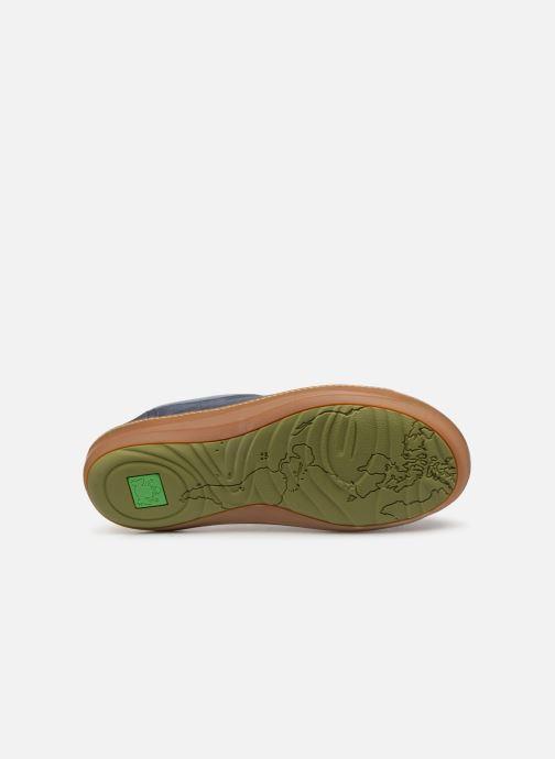 Sneakers El Naturalista Meteo NF64 Azzurro immagine dall'alto