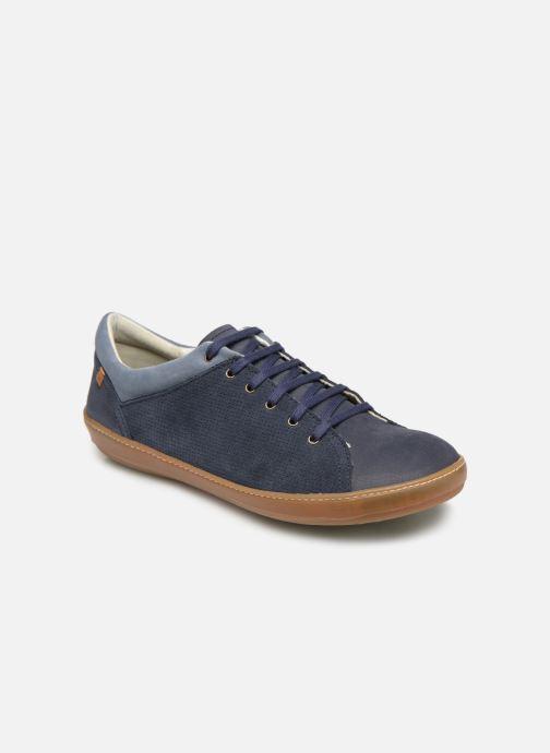 Sneakers El Naturalista Meteo NF64 Blauw detail