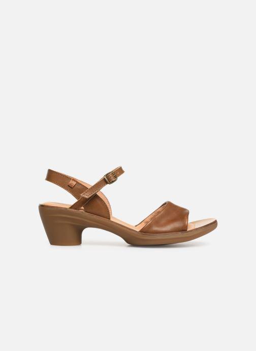 Sandales et nu-pieds El Naturalista Vaquetilla N5350 Marron vue derrière