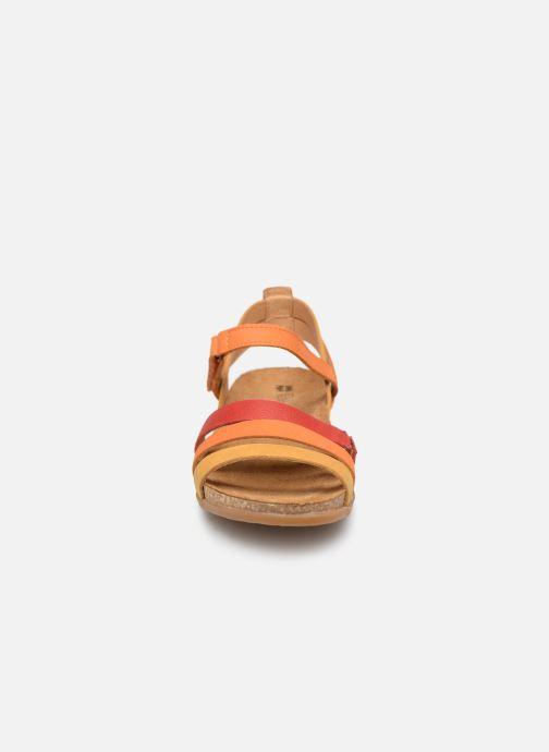 Sandals El Naturalista Zumaia N5244 Multicolor model view