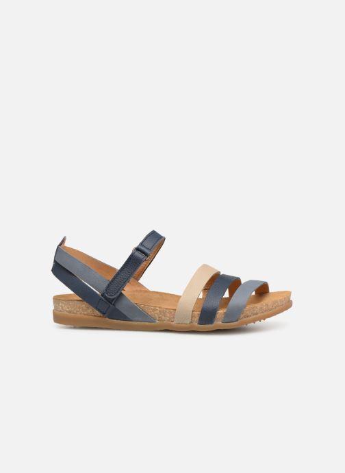 Sandali e scarpe aperte El Naturalista Zumaia N5244 Azzurro immagine posteriore