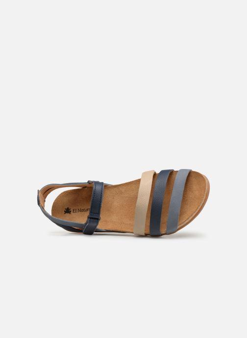 Sandales et nu-pieds El Naturalista Zumaia N5244 Bleu vue gauche