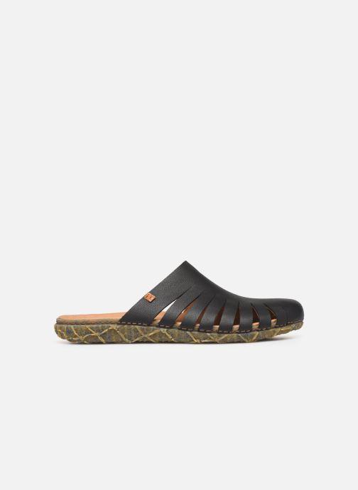 Sandales et nu-pieds El Naturalista Redes N5504 Noir vue derrière