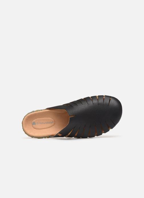 Sandales et nu-pieds El Naturalista Redes N5504 Noir vue gauche