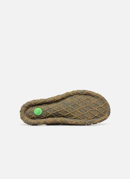 Sandals El Naturalista Redes N5504 Black view from above