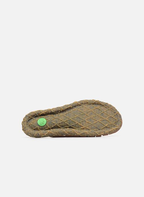 Sandals El Naturalista Redes N5504 Brown view from above