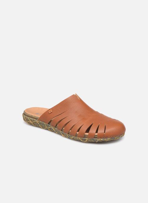 Sandales et nu-pieds El Naturalista Redes N5504 Marron vue détail/paire