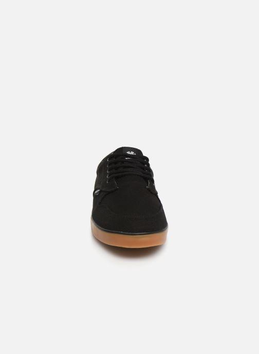 Baskets Element TOPAZ stone Cahambray 2 Noir vue portées chaussures
