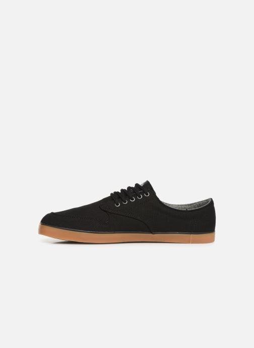 Sneakers Element TOPAZ stone Cahambray 2 Zwart voorkant