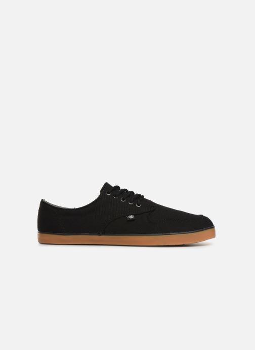 Sneakers Element TOPAZ stone Cahambray 2 Zwart achterkant