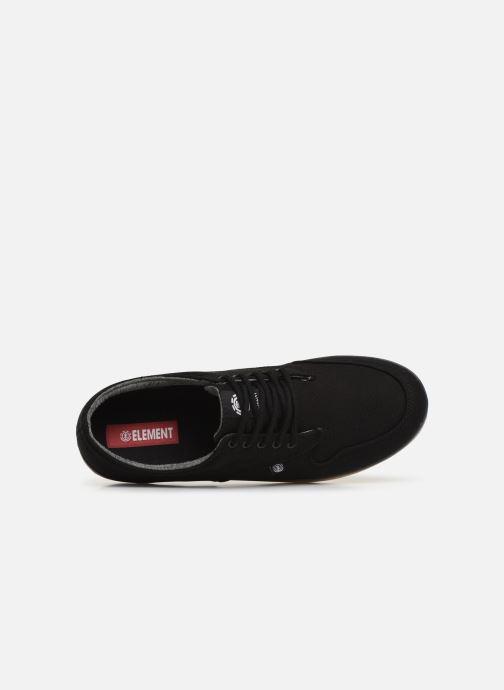Sneakers Element TOPAZ stone Cahambray 2 Zwart links