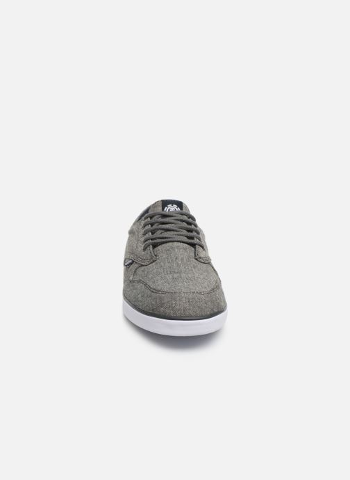 Trainers Element TOPAZ stone Cahambray 2 Grey model view