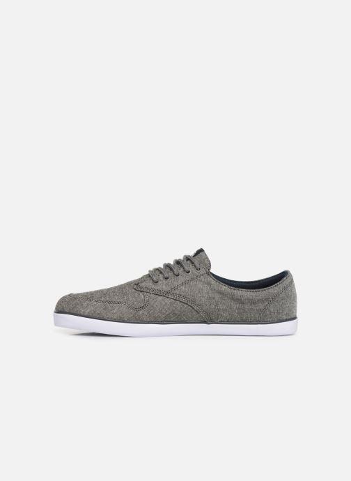 Sneakers Element TOPAZ stone Cahambray 2 Grijs voorkant