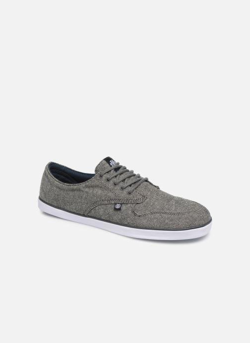 Sneakers Element TOPAZ stone Cahambray 2 Grijs detail