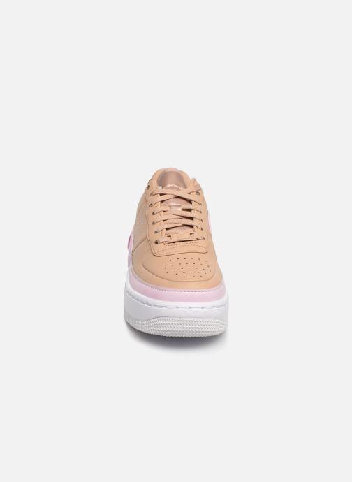 Sneaker Nike W Af1 Jester Xx beige schuhe getragen