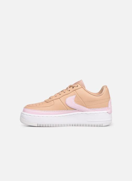 Sneaker Nike W Af1 Jester Xx beige ansicht von vorne