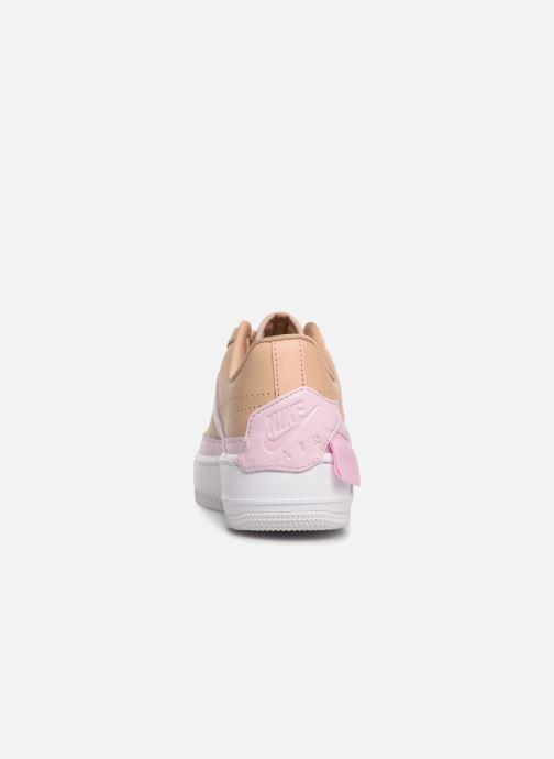 Sneaker Nike W Af1 Jester Xx beige ansicht von rechts